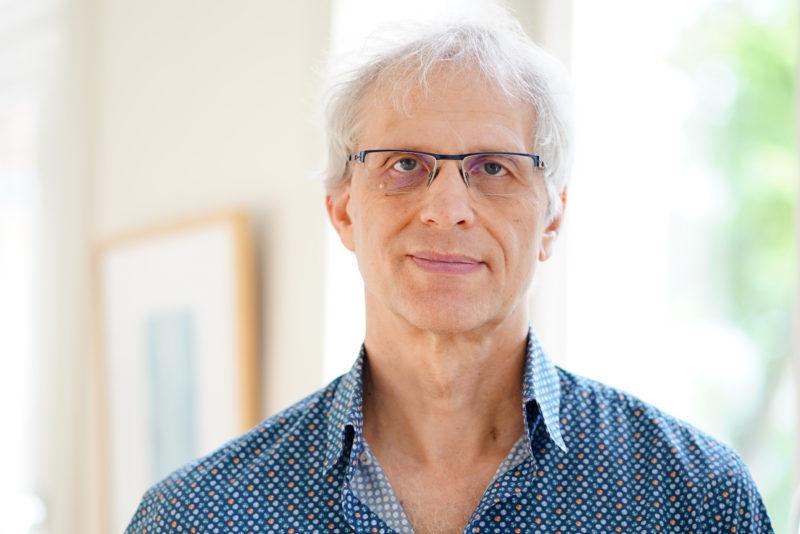 Chorleiter Martin Barkowski